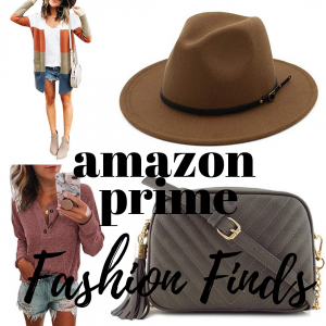 Fashion Finds on Amazon Prime