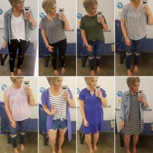 Old Navy Try-On