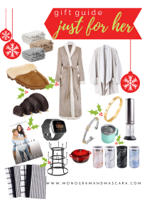 Gift Guide Just For Her